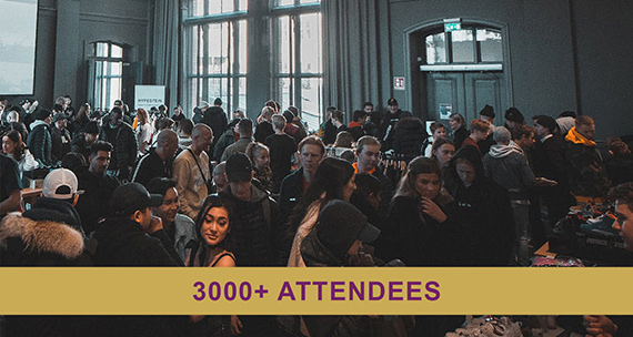 3000+ Attendees at Beverage and tobacco Exhibition in Dubai